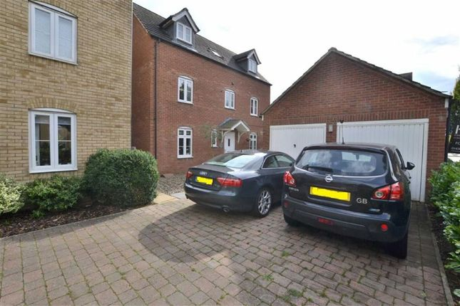 Thumbnail Detached house for sale in Mendip Way, Stevenage, Herts