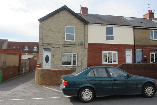 End terrace house for sale in Avenue Road, Askern, Doncaster