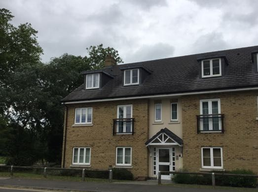 Thumbnail Flat to rent in The Moor, Melbourn, Royston