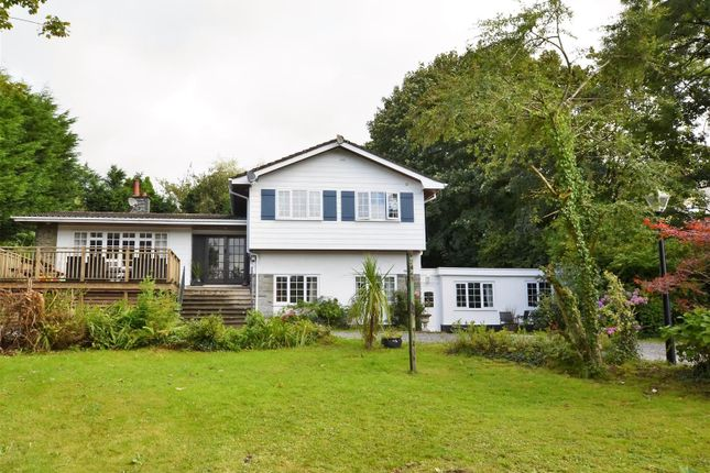 Thumbnail Detached house for sale in Kilgetty Lane, Stepaside, Narberth