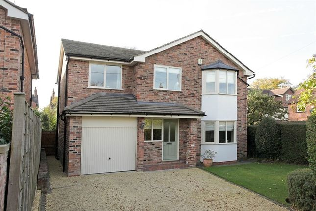 Thumbnail Detached house to rent in Talbot Road, Alderley Edge