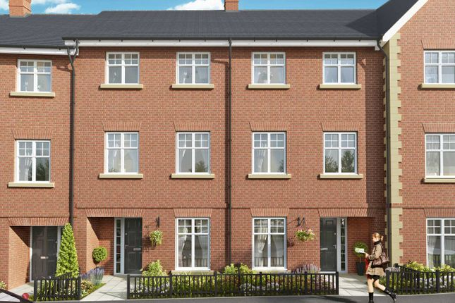 """Thumbnail End terrace house for sale in """"The Appleby"""" at The Ridgeway, Enfield"""