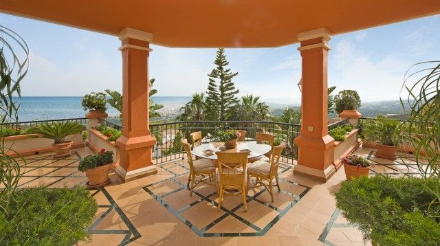 Terrace of Spain, Málaga, Mijas