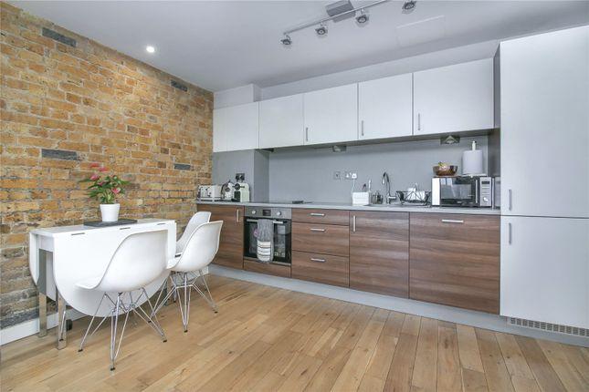Kitchen of Eastone Apartments, 10 Lolesworth Close, London E1