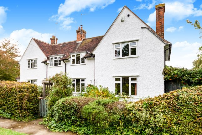 Semi-detached house for sale in High Street, Codicote, Hitchin