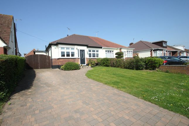 Thumbnail Semi-detached bungalow for sale in Hill Lane, Hockley