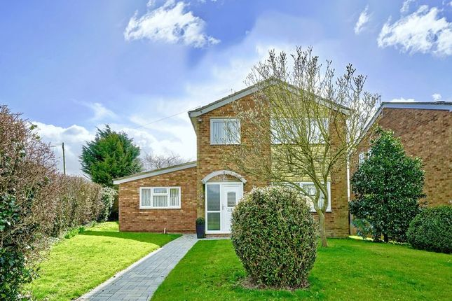 Thumbnail Detached house for sale in Ridgeway, Eynesbury, St. Neots