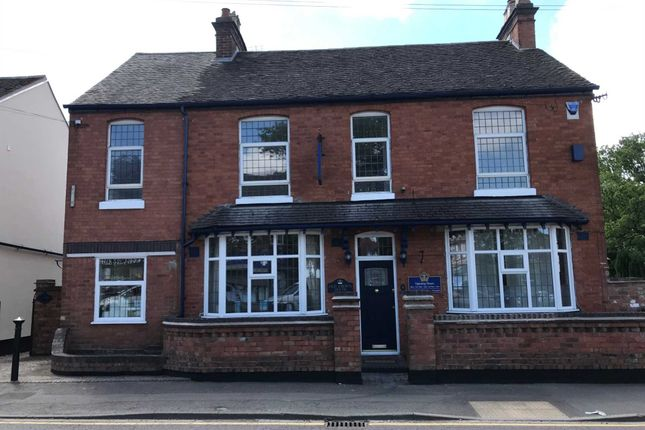 Thumbnail Flat to rent in Walsall Road, Sutton Coldfield