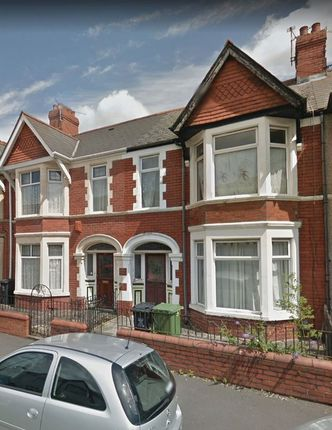 Thumbnail Semi-detached house to rent in York Street, Canton, Cardiff