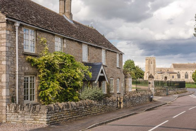 Thumbnail Property for sale in Mill Lane, Cotterstock, Peterborough