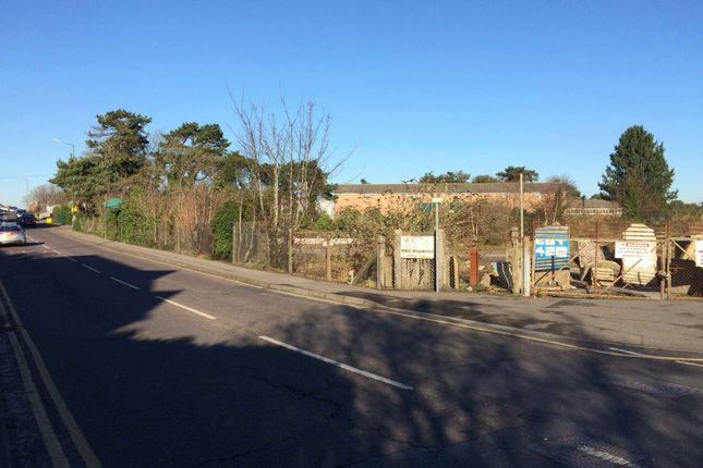 Thumbnail Land for sale in Boscombe, Bournemouth