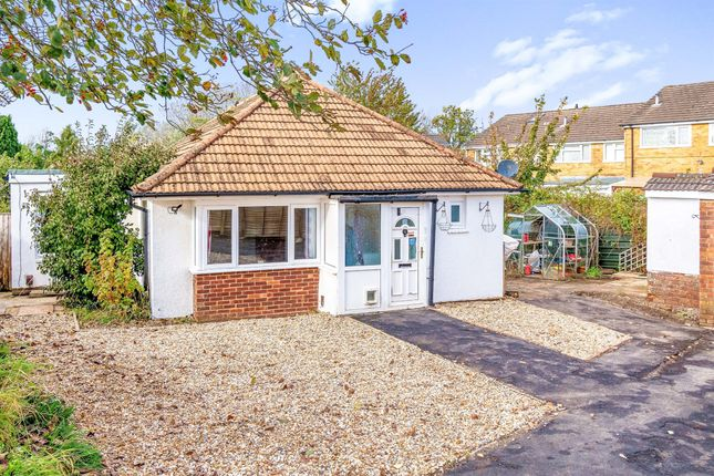 Thumbnail Detached bungalow for sale in Firtree Way, Southampton