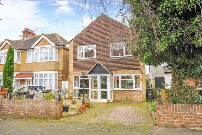 Thumbnail Detached house for sale in Beech Road, Epsom, Surrey