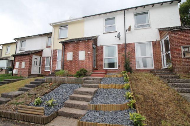 Thumbnail Terraced house to rent in Spire Hill Park, Lower Burraton, Saltash