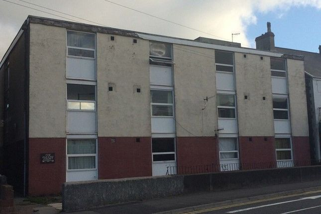 Thumbnail Property to rent in Queens Court, Victoria Road, Port Talbot, Neath Port Talbot.
