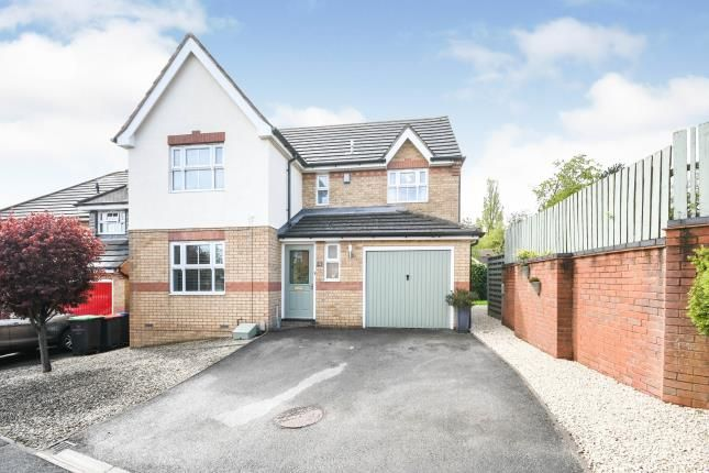 4 bed detached house for sale in Whitegates Way, Huthwaite, Sutton-In-Ashfield, Nottinghamshire NG17