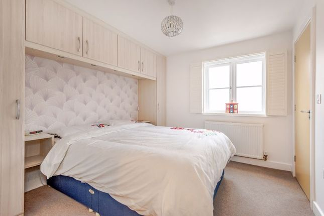 Master Bedroom of Gingham House, Fountain Street, Leeds LS27