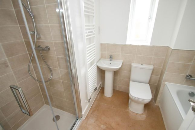Bathroom of The Chichester, Victoria Park, Stoke ST4