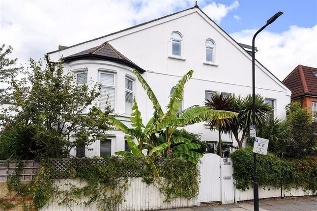 Thumbnail Flat for sale in Haverhill Road, London