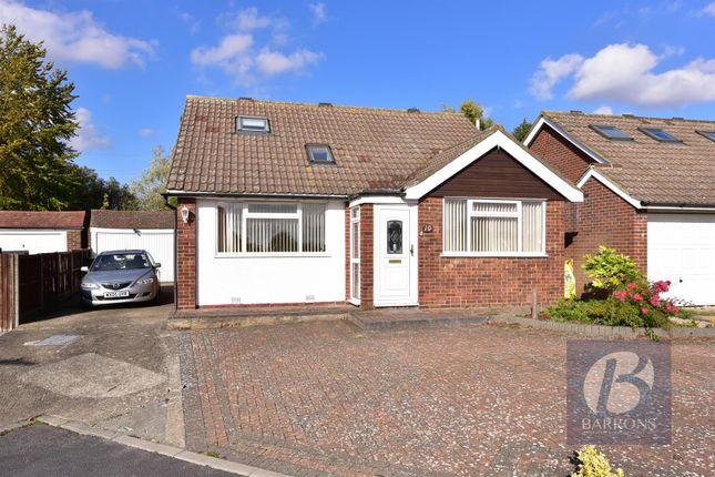 Thumbnail Detached bungalow for sale in Colston Crescent, Goffs Oak, Waltham Cross