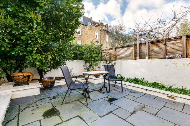 Garden of Radipole Road, Parsons Green, London SW6