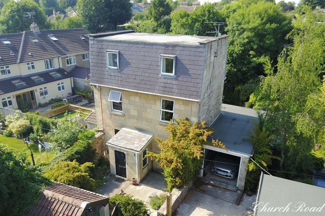 4 bed detached house for sale in Church Road, Combe Down, Bath