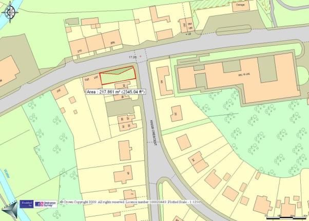 Land for sale in Main Road, Castleview Building Plot, Elderslie, Renfrewshire