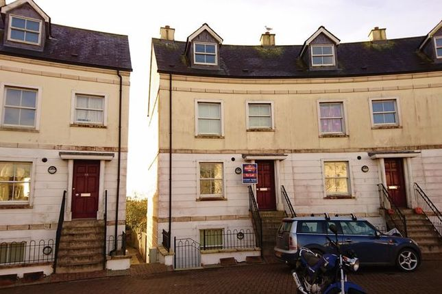Thumbnail Terraced house to rent in Royffe Way, Bodmin