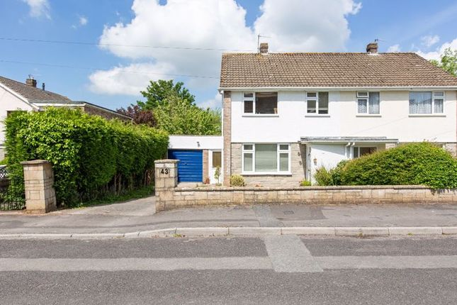 Thumbnail Semi-detached house for sale in Hilldale Road, Backwell, Bristol