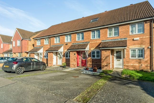 Thumbnail Terraced house for sale in Daisy Drive, Hatfield