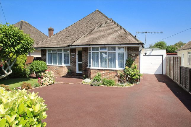 Thumbnail Bungalow for sale in Green Park, Ferring, Worthing