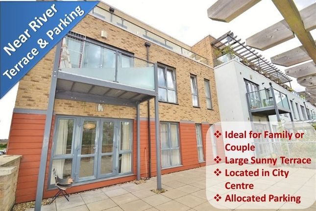 Thumbnail Flat to rent in Pepys Court, Chesterton, Cambridge