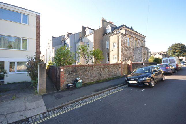 Entrance of Bf Alexandra Park, Redland, Bristol BS6