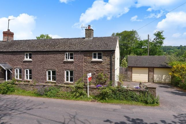 Thumbnail Semi-detached house for sale in Hay On Wye 6 Miles, Dorstone