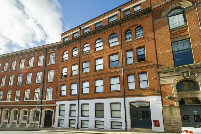 Thumbnail Flat to rent in Flat 5 Stanford Street, City Centre, Nottingham