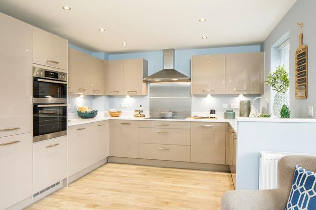 """Thumbnail Detached house for sale in """"Holden"""" at Pyle Hill, Newbury"""