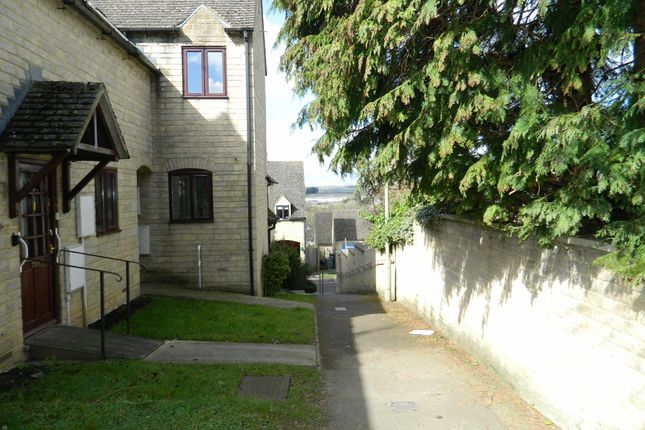 Thumbnail Terraced house to rent in Johnston Way, Chipping Norton
