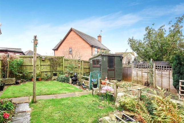 Garden of Hemlets Close, Bridport, Dorset DT6