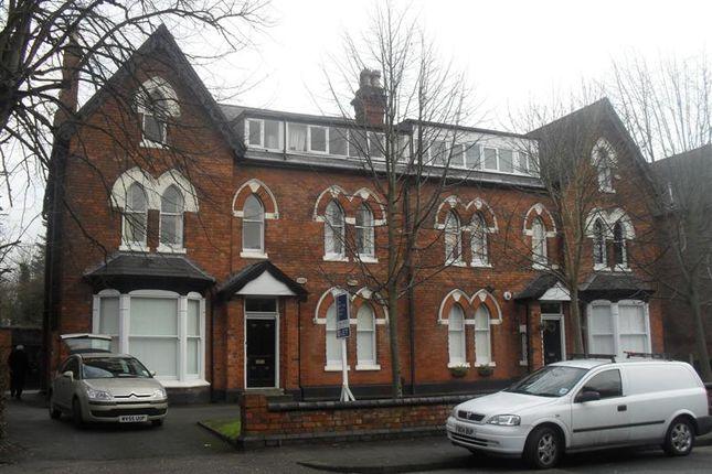 Thumbnail Flat for sale in St Augustines Road, Edgbaston, Birmingham
