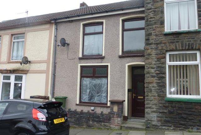 Thumbnail Property to rent in Glynmynach Street, Ynysybwl, Pontypridd