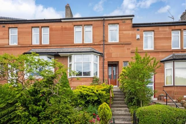 Thumbnail Terraced house for sale in Holeburn Road, Glasgow, Lanarkshire