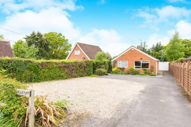 Thumbnail Bungalow for sale in Cadnam, Southampton, Hampshire