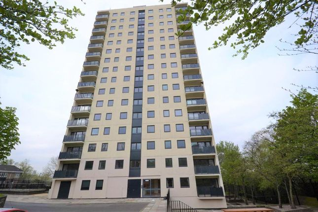 Thumbnail Flat to rent in Jason Street, Liverpool