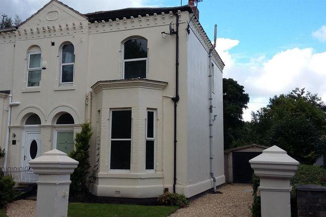 Thumbnail Semi-detached house to rent in Grammar School Road, Latchford, Warrington