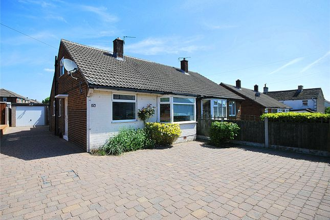 Thumbnail Bungalow to rent in Sunny Bank Road, Mirfield, West Yorkshire