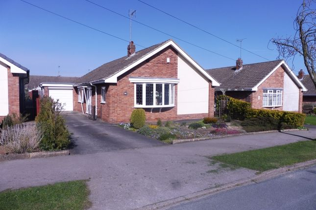 Thumbnail Detached bungalow for sale in Elmsall Drive, Beverley