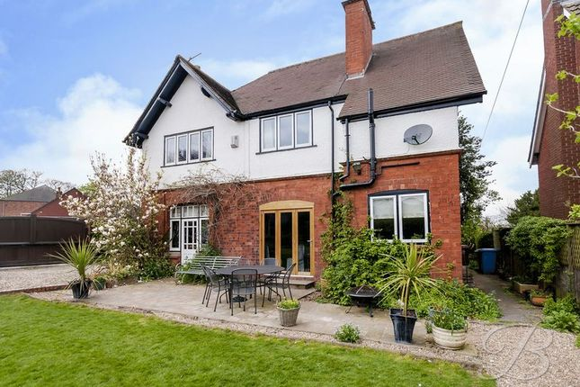 Thumbnail Detached house for sale in Alexandra Avenue, Mansfield