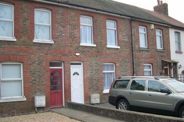 Thumbnail Terraced house to rent in Brougham Road, Worthing