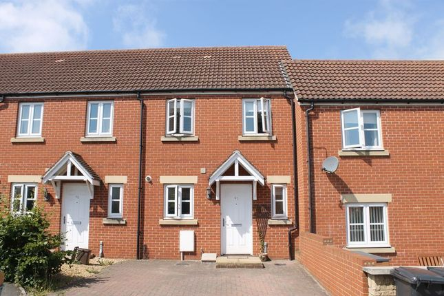 Thumbnail Terraced house for sale in Blackcurrant Drive, Long Ashton, Bristol
