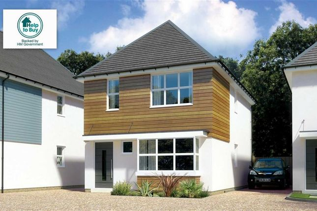 Thumbnail Detached house for sale in Apple Tree Close, Glenville Road, Walkford, Christchurch, Dorset